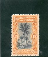 CONGO BELGE 1894-900 * - Congo Belge