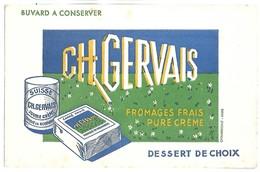 BUVARD - CH. GERVAIS Fromage Frais Pure Crème - Produits Laitiers