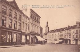 Tienen: Kiekenmarkt.(1929) - Tienen