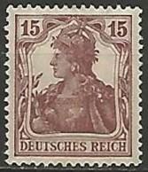 ALLEMAGNE / EMPIRE 1875-1919  N° 101 NEUF Sans Gomme - Duitsland