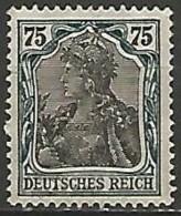 ALLEMAGNE / EMPIRE 1875-1919  N° 103 NEUF Sans Gomme - Duitsland