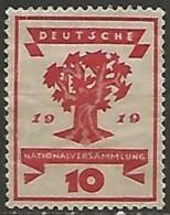 ALLEMAGNE / EMPIRE 1875-1919  N° 106 NEUF Sans Gomme - Duitsland