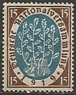 ALLEMAGNE / EMPIRE 1875-1919  N° 107 NEUF Sans Gomme - Duitsland