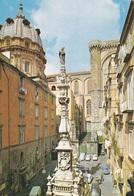(B66) - NAPOLI - Piazzetta Cardinale Sisto Riario Sforza - Napoli