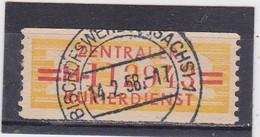 DDR, Dienst: ZKD Nr. 17 M, Gest, (T 14542) - DDR