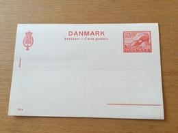 GÄ27665 Dänemark Ganzsache Stationery Entier Postal P 218 - Entiers Postaux