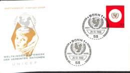 D - [902797]TB//-Allemagne 1966 - BONN 1, Unicef, Organisations - UNICEF