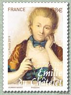 N° 5294** Emilie DU CHATELET - Francia