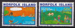 Norfolk Used Pair - Childhood & Youth