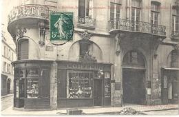 CPA Paris Hôtel Des Du Tillet De La Bussière Famille Parlementaire - Arrondissement: 06