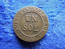 SWITZERLAND GENEVA 1 SOL 1833, KM120 - Suisse