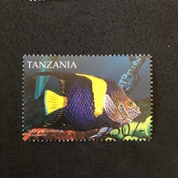 TANZANIA. MNH. 5R2204G - Fishes
