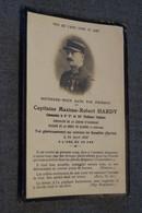 Guerre ,Capitaine,commandant Maxime-Robert Hardy,16 Iem Tirailleurs Tunisiens,tué En Sirie En 1928 à L'age De 38 Ans - Décès