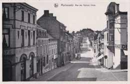 Morlanwelz - Rue Des Nations Unies - Café Au Combattant - Delhaize - Pas Circulé - TBE - Morlanwelz