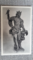 Jupiter Terre Cuite De L'atelier Des Adam (XVIIIe Siècle) Nancy Musée Historique Lorrain - Sculpturen