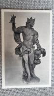 Jupiter Terre Cuite De L'atelier Des Adam (XVIIIe Siècle) Nancy Musée Historique Lorrain - Skulpturen