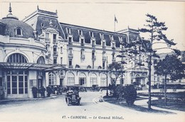 Cabourg, Le Grand Hôtel (pk66928) - Cabourg