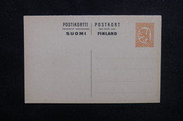 FINLANDE - Entier Postal Non Circulé - L 53477 - Finland