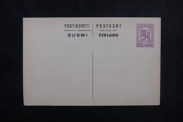 FINLANDE - Entier Postal Non Circulé - L 53478 - Finland