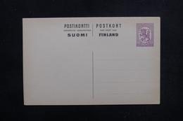 FINLANDE - Entier Postal Non Circulé - L 53479 - Finland