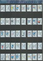 CARNAVAL STICHTING VASTENAVOND BERGEN OP ZOOM KARNAVAL KARNEVAL Dutch Small Labels (De Kloof) - Boites D'allumettes - Etiquettes