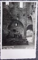 Luxembourg Luxemburg - LAROCHETTE Photo Carte - Les Ruines - Larochette