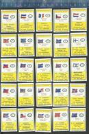 VAN WAAR KOMT DIE AUTO - DE KLOOF - BERGEN OP ZOOM Dutch Matchbox Labels - Luciferdozen - Etiketten