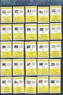 VAN WAAR KOMT DIE AUTO - DE KLOOF - BERGEN OP ZOOM Dutch Matchbox Labels - Boites D'allumettes - Etiquettes