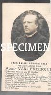 Doodsprentje Adolf Van Lerberghe 1923 - Pittem - Pittem