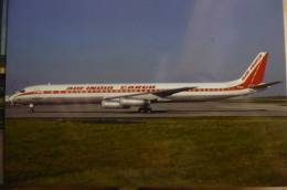 AIR INDIA CARGO  DC 8 63 CF   TF FLC - 1946-....: Era Moderna