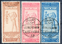 Stamps Egypt 1925 Used - Usati