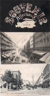 174 CARTES DE LILLE TOUTES SCANNES - Lille