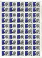 USSR Russia 1979 Sheet 100th Birth Anni Albert Einstein Nobel Prize Physics Physicist Sciences Famous People Stamps MNH - Celebrations