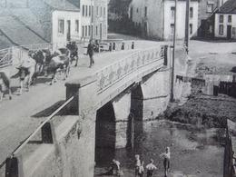 Luxembourg Luxemburg - WILTZ - 1939 Troupeau De Vaches Sur Le Pont - Ville Basse - Wiltz