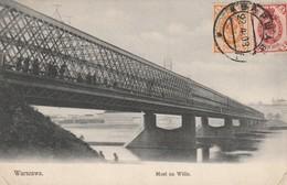 Warszawa - Most Na Wisle - Poland