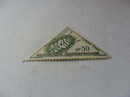 Taxe Coléoptères 1962 - Centrafricaine (République)