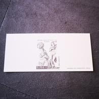 FRANCE FDC GRAVURE épreuve 1er Jour MICHEL-ANGE Esclaves 2003 - Collection Timbre Poste - FDC