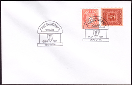 NORWAY - Otta 1991 «100 Years Of Postal Services» - Post