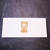 FRANCE FDC GRAVURE épreuve 1er Jour BASILIQUE NOTRE DAME DE L'EPINE MARNE 2003 - Collection Timbre Poste - FDC