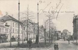 Ulm - Olga Und Heimstrasse - Ulm