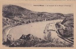Yvoir Sur Meuse, Le Tournant De La Meuse A Fidevoye (pk66960) - Yvoir