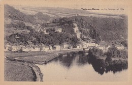 Yvoir Sur Meuse, La Meuse Et L'ile (pk66963) - Yvoir