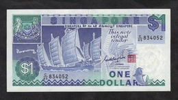Singapore :: 1 Dollar - Singapore