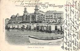 Blankenberge -  Blankenberghe -  Casino Et Bains De Mer (Stengel & Co 1901) - Blankenberge