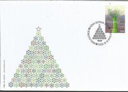 HR 2010-970 NEW YEAR, HRVATSKA CROATIA, FDC - Neujahr