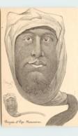 ILLUSTRATEUR  - ORENS    Poignee Pipe Marocaine                           MA50-1380 - Orens