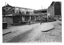 Oostende Station Ostende Gare 1990 Photo 12,5x9 - Trains