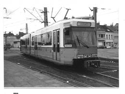 Oostende  Ostende Tram 1990 Photo 12,5x9 - Trains