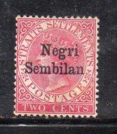 XP4457 - NEGRI SEMBILAN MALAYSIA 1891 , Yvert N. 1 Senza Gomma  (2380A) - Negri Sembilan
