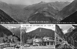 LE COL DE LA FORCLAZ → Mehrbildkarte Ca. 1955 - VD Vaud